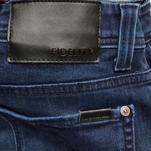 Fidelity JIMMY Denim Jeans